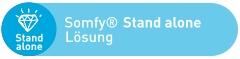 Somfy Stand alone Logo